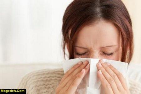 درمان گیاهی سرماخوردگی در دوران شیردهی