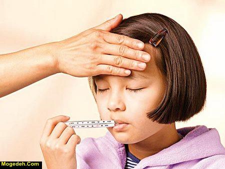 علت بالا رفتن دمای بدن زنان