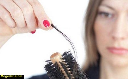 ریزش مو بعد از زایمان تا کی ادامه دارد