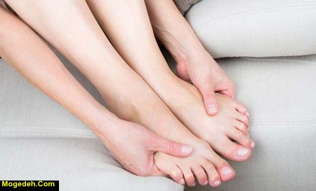 مراقبت از پوست پا
