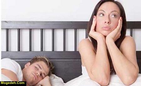 سردی رابطه زناشویی بعد از زایمان