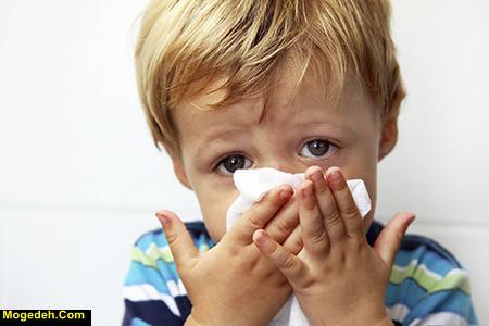 مقدار مصرف شربت سرماخوردگی کودکان