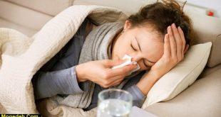 درمان گیاهی سرماخوردگی زن شیرده
