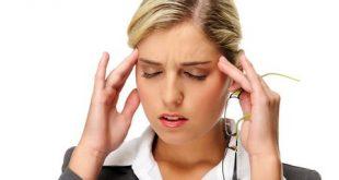 علت سردرد پیشانی