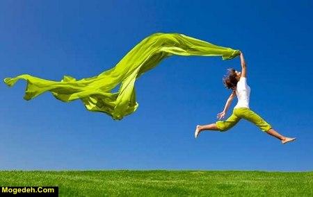 شاد زیستن زنان