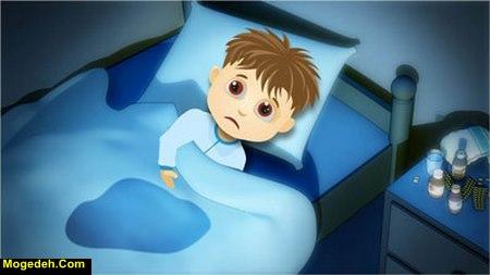 درمان شب ادراری کودکان با طب سنتی