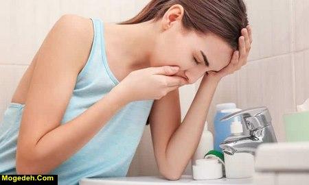 علائم بارداری قبل از موعد پریود