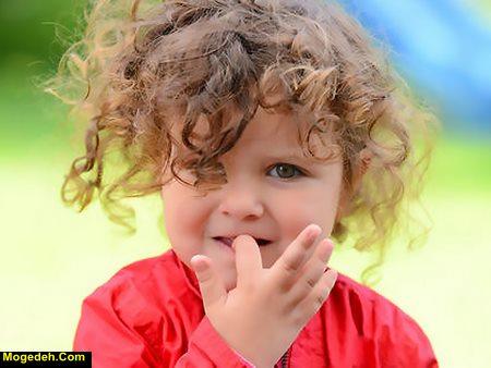 ناخن جویدن در کودکان 4 ساله