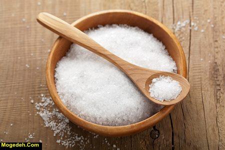 آبلیمو و نمک برای جوش