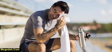 درمان جوش در بدنسازی