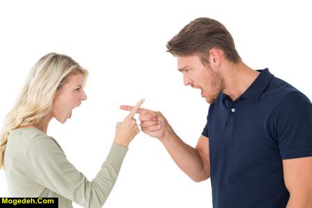 پرخاشگری و عصبانیت