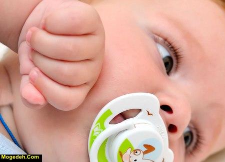 بهترین نوع پستانک برای نوزاد
