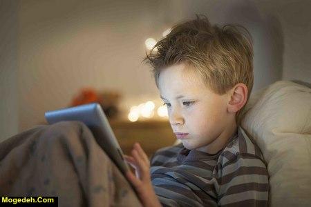 خطرات امواج موبایل برای نوزادان