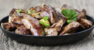 خوردن جگر مرغ در دوران بارداری
