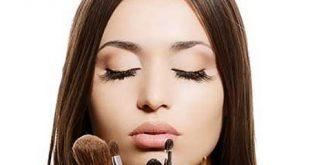 تثبیت کننده آرایش صورت