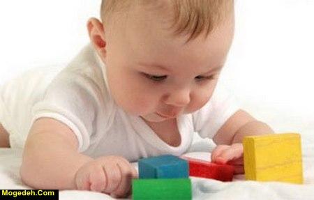 رشد هوش کودک