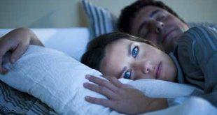 بی خوابی در بارداری و جنسیت
