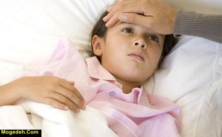 درمان اسهال ویروسی در کودکان