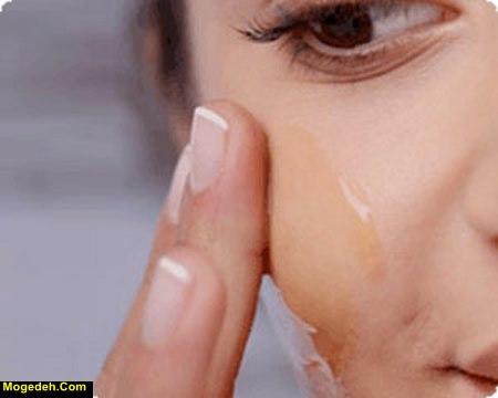 عوارض روغن کرچک روی پوست