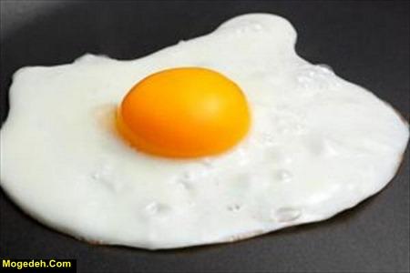 مضرات سفیده تخمه مرغ برای کبد