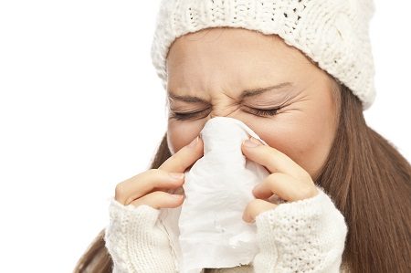 تفاوت سرماخوردگی ویروسی و باکتریایی