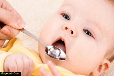 درمان سرماخوردگی نوزادان در طب سنتی