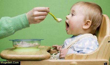 نوزاد شش ماهه نی نی سایت