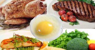 خوراکی های انرژی زا برای ورزشکاران