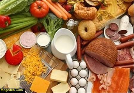 مواد غذایی انرژی زا برای ورزشکاران