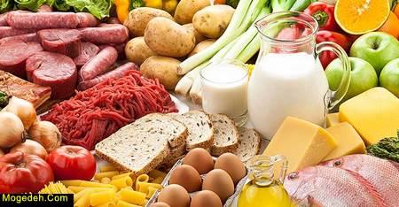 خوراکی های افزایش انرژی
