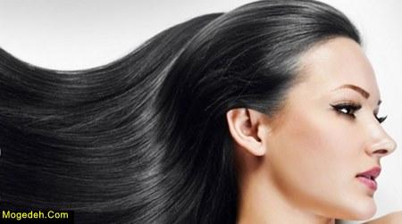 چگونه موهای خشک خود را نرم کنیم