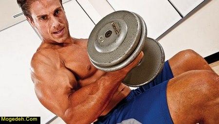 نکات کلیدی برای افزایش حجم عضله