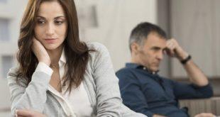 نداشتن رابطه زناشویی و طلاق