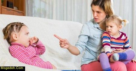 تقویت صبر در کودکان