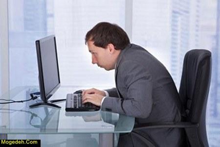 عوارض نشستن طولانی روی صندلی