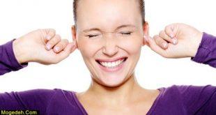 علت خیس شدن داخل گوش
