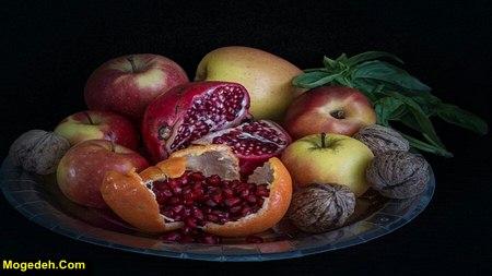 ایا خوردن میوه در شب باعث چاقی میشود