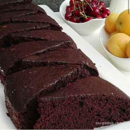 طرز تهیه کیک ساده برای ۱۰ نفر