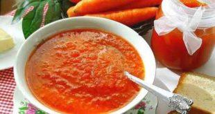 راز خوشمزه شدن مربای هویج