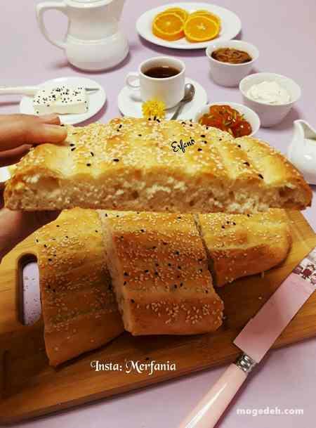 نان بربری واقعی