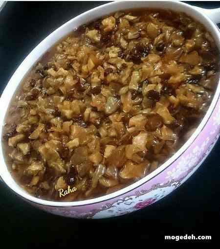 طرز تهیه مربای سیب آپارات
