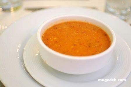 طرز تهیه سوپ بلغور جو
